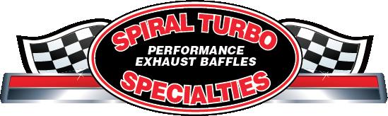 Spiral Turbo Baffles